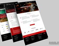 Website for Grupo Viceri