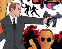 Phil Coulson Agent of SHIELD