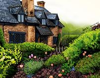 Anne Hathaway's Garden