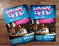 Soho - Happy Hour