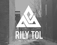 Rily Tol Snowboard Clothing | Graphic Identity