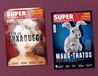 Capas de 2018 Revista Superinteressante