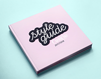 Style Guide • Capricho