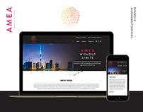 AMEA Solutions Website