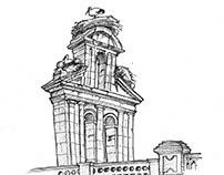 Alcalá de Henares Sketchbook #3