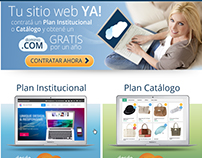 Tu Espacio en la Web: Landing page + email marketing