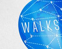 Walkster London | Logo Design