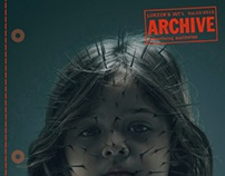 Lürzer's Archive Cover. Child Abuse. DIF Zapopan