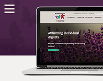 Hand In Hand Hospice Website