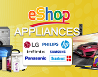 Online Store Google Play Store Banner