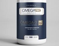 Embalagem OmegaTec