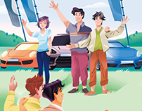 START 共享有车生活平台-车主篇