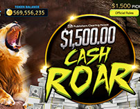 Lotto Games-Cash Roar Game
