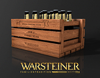 Warsteiner - Wood Cooking Pack