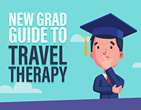 Travel Therapy Infographic