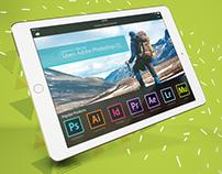 Creative Cloud Tutorials iOS