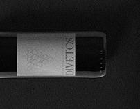 DIVETOS - Wine Label Design