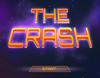 The Crash: Game for the London King Game Jam!