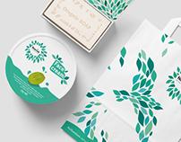 Branding of Nourish Health Store