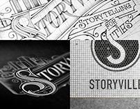 Storyville | Logo - Bay City, MI