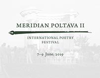 II International Poetry Festival MERIDIAN POLTAVA