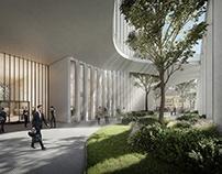 Office Building by DKLN