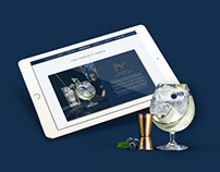 Highfield Gin Website