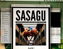 WORK IN PROGRESS: SASAGU