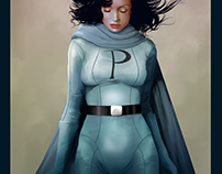 Phantom Girl