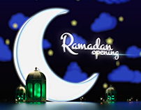 Ramadan Opening (After Effects Project Files)