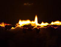 Livro-imagem | Firescape