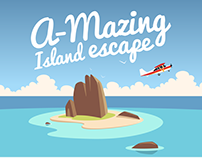 A-Mazing Island Escape: An Educational 3D Unity Game