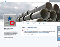 Sherman Dixie Concrete Twitter account.