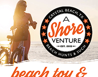 A Shore Venture Rack Cards