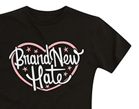 BRAND NEW HATE - T-shirt