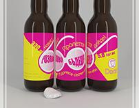 Visual Identity for DORST - Bulgarian Craft Beer