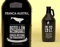 Label Design - FRANCA AUSTRAL