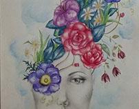Mulheres.. Há flores em você