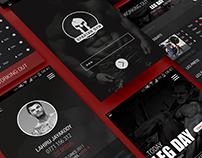 Spartan Gym Mobile App