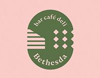 Bethesda - Bar, café, deli identity