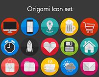 Origami Iconset