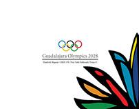 2028 Olympics Logo