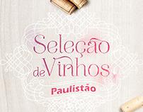 Seleção de Vinhos Paulistão