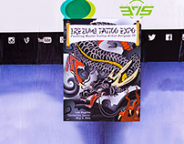 Dragon Tattoo Expo Poster
