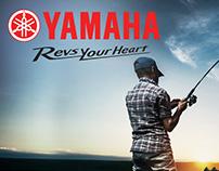 Yamaha Náutica - Campanha de Captação de Lead/incentivo