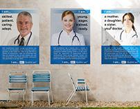 BJC Healthcare Advertisements