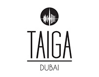 Taiga Dubai - Social Media Posts design