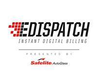 "Safelite ""e-Dispatch"" | Branding"