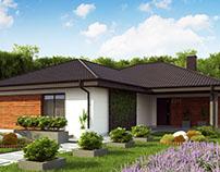 Z317 - gotowy projekt domu