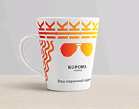 Korona Horeca Identity & Website
